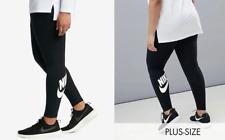 New Nike Women's Plus Size Leggings XXXL /soft cotton/ black/ stretchy