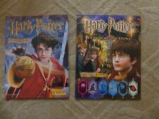 Harry Potter Panini sticker albums
