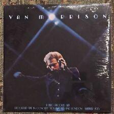 VAN MORRISON Live In Concert N/Mint Warner Brothers 1974  2LP SEALED