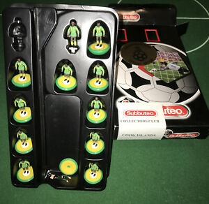 SUBBUTEO LW COOK ISLANDS SPECIAL EDITION MINT IN MINT BOX
