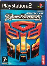 Gioco PS2 Transformers Director's cut - Atari Sony Playstation 2 ed. ita Usato