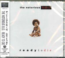NOTORIOUS B.I.G.-READY TO DIE-JAPAN CD C68
