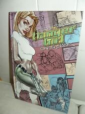 2011 DANGER GIRL SKETCHBOOK  HC ~ J. Scott Campbell ~  NEW  1st  PRINTING