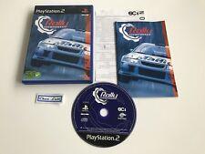 Rally Championship - Sony PlayStation PS2 - PAL FR - Avec Notice