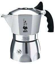 Bialetti Brikka 4 Cups Coffee Maker - Polished Aluminium