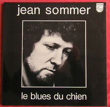 JEAN SOMMER   LP ORIG FR  LE BLUES DU CHIEN