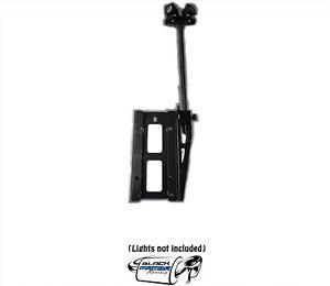 Spare Wheel Spacer Bracket & Rear Light Pole Package for nissan patrol GQ GU