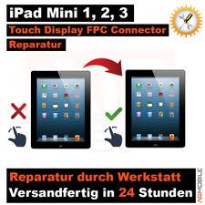 iPad Mini 1, 2, 3 Touch Display FPC Connector REPARATUR, Löten, Logicboard