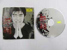 Lang Lang - Dragon Songs (CD, Jan-2007) - NO CASE