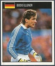 ORBIS 1990 WORLD CUP COLLECTION-#064-WEST GERMANY-BODO ILLGNER