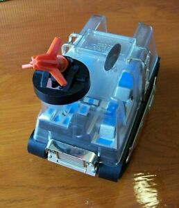 Mattel Switch N Go LOST IN SPACE CHARIOT Radar Dish and Missile 1966 Motor Works