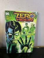 Zero Hour Crisis In Time HC NEW SEALED~DC COMICS~