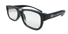 2 Pairs of Passive 3D glasses, comparable to LG Cinema