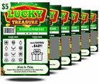 """6 Pack - Pregnancy Announcement Lottery Scratch Off Tickets - 4x6"""" Looks Real!"""
