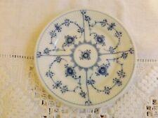 """Royal Copenhagen Denmark Blue Fluted Plain 5.75"""" Bread Plate 1/331"""