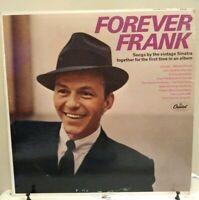 "Frank Sinatra Forever Frank 1966 Vinyl LP Capitol T 2602 Album 33 RPM 12"""