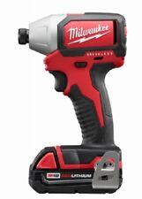 """M18 1/4"""" Hex Brushless Impact Driver Kit, 2X Longer Life  2750-22CT"""