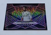 2019-20 Obsidian Soccer Dani Carvajal Vitreous Pink #5/11 Real Madrid Spain