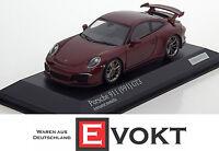 Porsche 911 (991) GT3 - arenarot met. - 1 of 200 - Minichamps - car.tima EXCLUSI