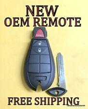 NEW OEM DODGE RAM 1500 KEYLESS REMOTE FOB FOBIK TRANSMITTER IYZ-C01C 56046707