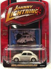Johnny Lightning LTD. ED.~1950 VOLKSWAGEN SPLIT-WINDOW BEETLE~ w/Rubber Tires