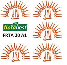 Florabest FRTA 20 A1 Kunststoffmesser (100er Pack) Akku Rasentrimmer LIDL FR