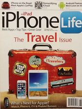 iPhone Life Magazine The Travel Issue May-June 2014