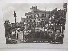 Vecchia foto cartolina d epoca di Cava dei Tirreni Rotolo Villa Ricciardi scorci