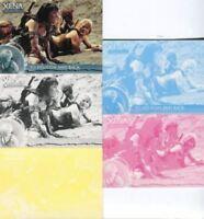 Xena Season Six Progressive Proof Card Set Card #47