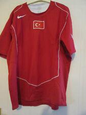 2004-2006 Turkey Home Football Shirt Size XL /39276