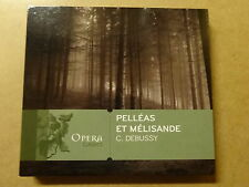 2-DISC CD BOX / DEBUSSY: PELLEAS ET MELISANDE 10