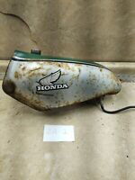 Honda 125 CR ELSINORE CR125M Original Gas Fuel Tank 1974 1975 ZA-2