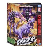 Transformers Kingdom Megatron Beast Wars for Cybertron Leader Bonus Decals