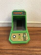Coleco Vintage Frogger By Sega Table Top Mini Arcade Game 1982 Tested - Working