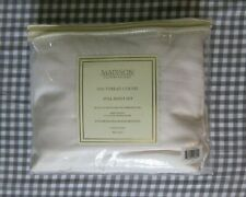 Madison 300 thread count FULL sheet set beige striped