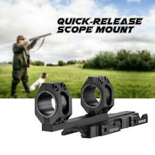 """Outdoor Hunting Riflescope Mount Scope For 30mm & 1"""" Scope Tubes 22mm Rail E7T9"""