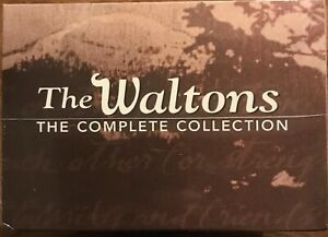 The Waltons The Complete Collection Seasons 1,2,3,4,5,6,7,8,9 - Dvd Box Set