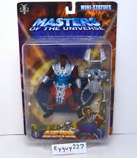 MOTU, Clamp Champ Neca Statue, 200x, Masters of the Universe, MOC, sealed He-Man