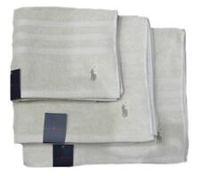 Polo Ralph Lauren Towel set Of 3 Bath Sheet Hand Sand TV58