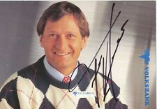 Franz Klammer  Österreich Ski Alpin Autogrammkarte orig. signiert 397183