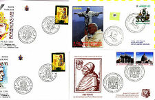 Vatican  Jean Paul II  FDC&/or max card  div lot II   281
