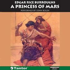 Edgar Rice Burroughs - Barsoom and Tarzan Collections + many more on mp3 DVD