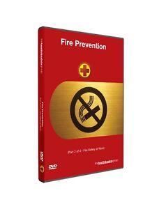 Fire Prevention DVD