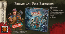 """ZOMBICIDE GREEN HORDE: FRIENDS & FOES EXPANSION ONLY + KS EXCLUSIVE MINI """"NORTH"""""""