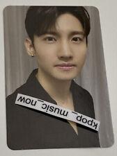 MAX CHANGMIN Tvxq 1st Mini Album Chocolate Orange Gold Ver Postcard Photocard Sm