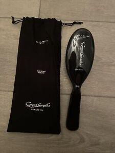 Great Lengths Oval Medium Paddle Brush Black