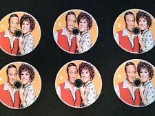 The Ropers TV Series on 6 DVD-R Discs FREE SHIPPING!