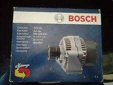 NEW GENUINE OE BOSCH 0986080530 / 8053 120 A 14 V Alternator