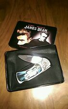 James Dean Knife Stainless Steel Too Fast To Live Too Young to Die James Franco