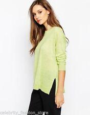 Linen Long Sleeve Regular Size T-Shirts for Women